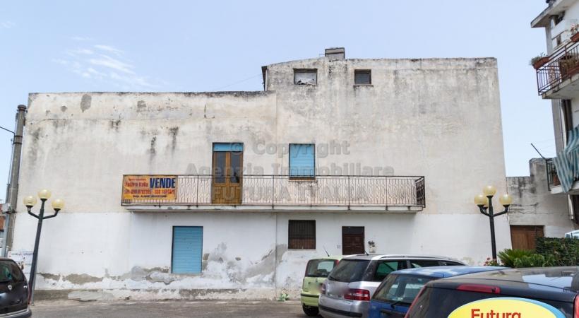 Rif. 422 - Terme Vigliatore - Casa singola da ristrutturare in VENDITA