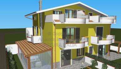 Rif. 241- Terme Vigliatore - Villetta di nuovissima costruzione in VENDITA