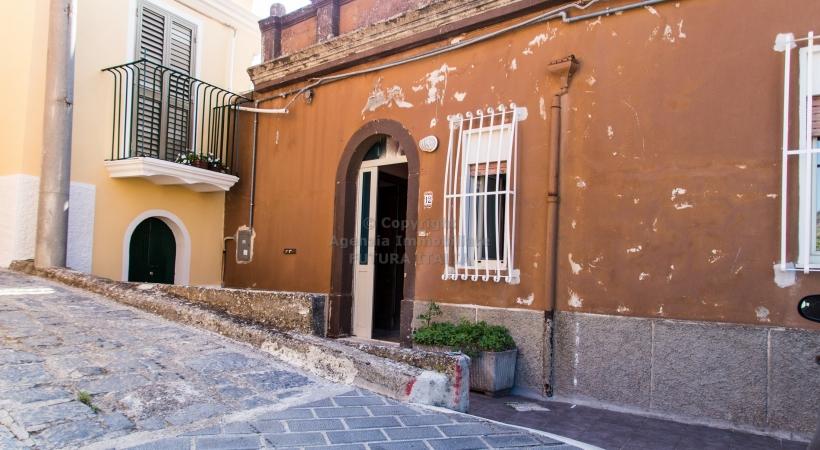 Rif. 430 - Tripi - Casa singola panoramica in VENDITA