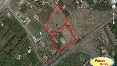 Rif. 423 - Barcellona Pozzo di Gotto - Ampio lotto di terreno con ruderi, mq 15.500 ampliabile