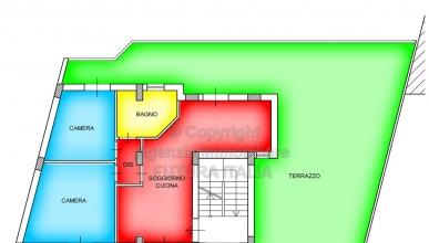 Rif. Madama | P.1 - Terme Vigliatore - Appartamento in villa, nuovissima costruzione in VENDITA