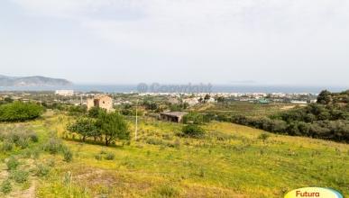 Rif. 391 - Terme Vigliatore - Terreno con ruderi in VENDITA