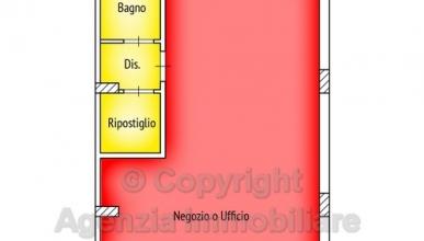 Rif. 367 - Terme Vigliatore - Locale commerciale o ufficio in VENDITA
