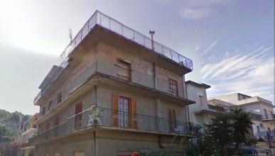 Rif. 235 - Terme Vigliatore - Appartamento allo stato rustico in VENDITA