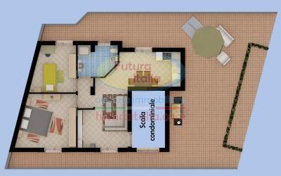 Rif. Madama | P.1 | Terme V. | Appartamento in villa, nuovissima costruzione