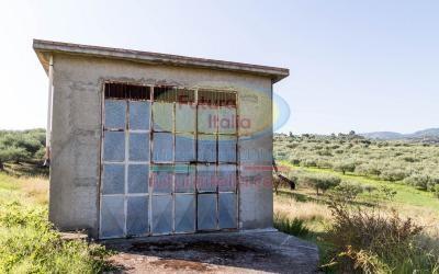 Rif. 462 | Furnari | Locale deposito in zona agricola