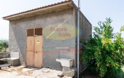 Rif. 474 | Torregrotta | Terreno agricolo con magazzino