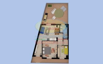 Rif. Madama | P.T. Ovest | Terme V. | Appartamento in villa, nuovissima costruzione in VENDITA