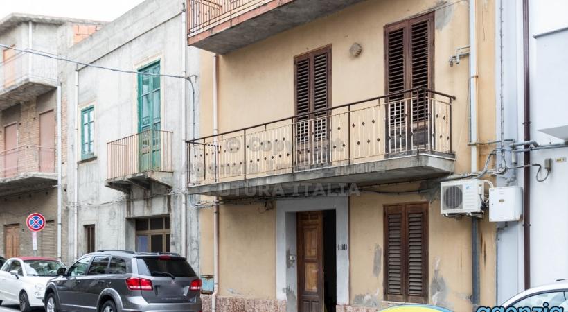 Rif. 458 - Terme Vigliatore - Casa singola in VENDITA