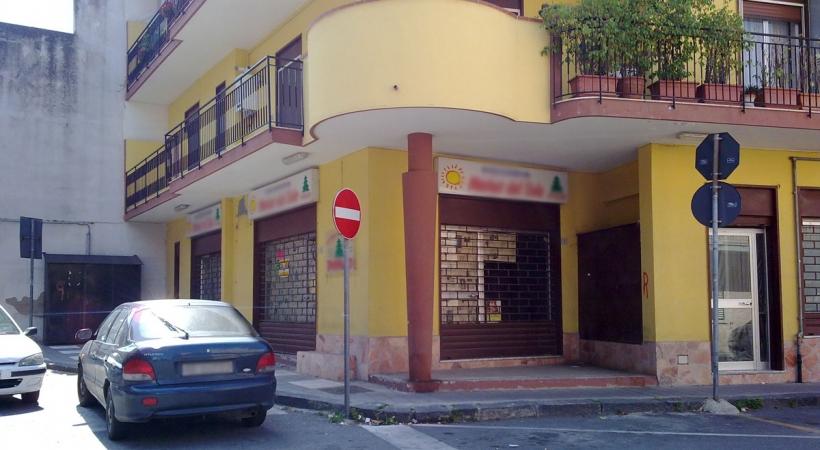 Rif. 219 - San Filippo del Mela - Locale commerciale in VENDITA