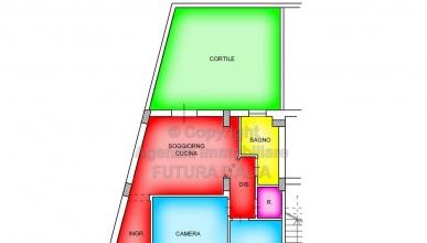 Rif. Madama | P.T. Ovest - Terme Vigliatore - Appartamento in villa, nuovissima costruzione in VENDITA