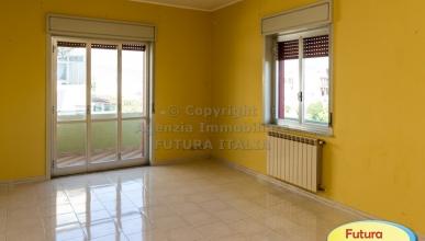 Rif. 447 - Terme Vigliatore - Appartamento piano primo 5 vani in VENDITA