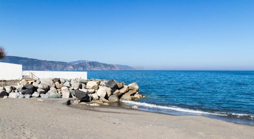 Rif. 412 - Terme Vigliatore - Terreno in riva al mare in VENDITA