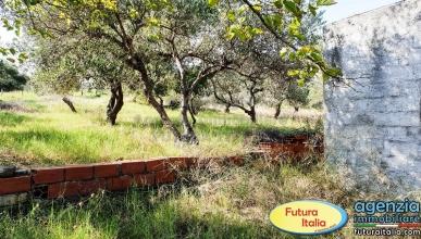 Rif. 463 - Furnari - Ampio terreno agricolo con depositi annessi in VENDITA