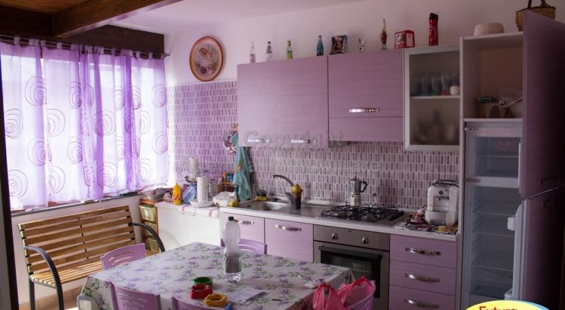 Rif. 364 - Tonnarella - Appartamento in mansarda vicinissimo al mare in VENDITA